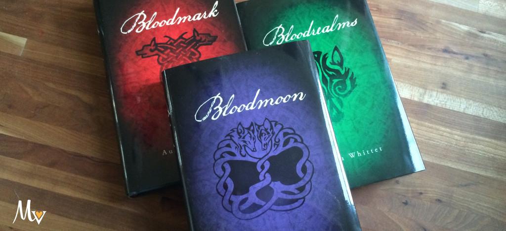 The Bloodmark Saga by Aurora Whittet