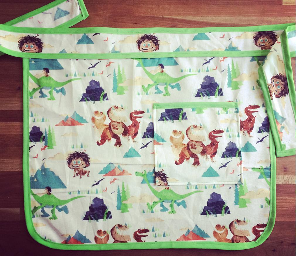 Apron Pattern the mama village
